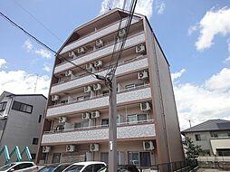 上桂くめマンション[204号室]の外観