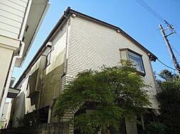 レジデンスN大岡山[1階]の外観