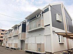 タキシマハイツC棟[2階]の外観