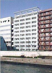 プラウドフラット隅田リバーサイド[2階]の外観