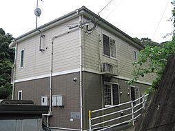 長崎県長崎市若竹町の賃貸アパートの外観