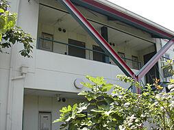 兵庫県西宮市大井手町の賃貸アパートの外観