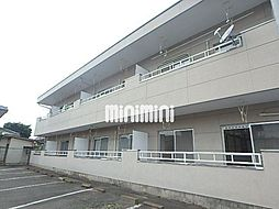 あけぼのマンションA[1階]の外観