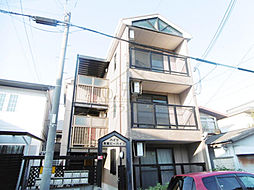 大阪府堺市北区東雲東町3丁の賃貸マンションの外観