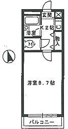 花崎駅 3.2万円
