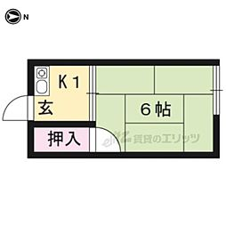 叡山電鉄叡山本線 一乗寺駅 徒歩1分