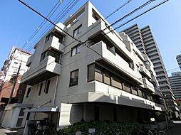 高津サニーハイツ[3階]の外観