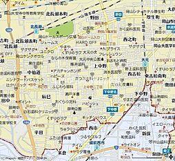 アドバンスMの地図