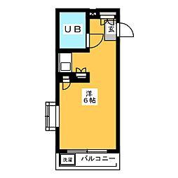 メゾン・ド・スイート[3階]の間取り