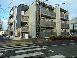 JR横浜線 十日市場駅 徒歩3分の賃貸マンション