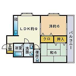 【敷金礼金0円!】フラワーキャッスル福岡
