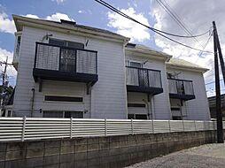フリージア新松戸[2階]の外観