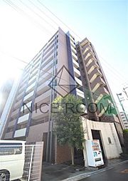 アドバンス新大阪III[4階]の外観
