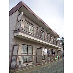 静岡県浜松市南区法枝町の賃貸アパートの外観