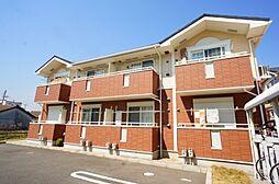 兵庫県伊丹市東野2丁目の賃貸アパートの外観