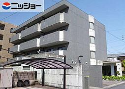 プラザMS[4階]の外観