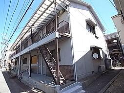 兵庫県明石市松の内1丁目の賃貸アパートの外観