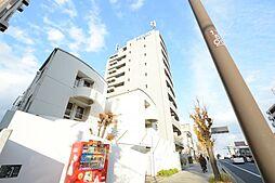 兵庫県西宮市御茶家所町の賃貸マンションの外観