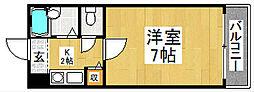 メゾンドTANAKA[2階]の間取り