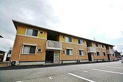 福岡県北九州市小倉南区葛原本町4の賃貸アパートの外観