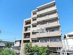 サンライズ栄[3階]の外観
