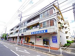 ニュー松戸コーポA棟[3階]の外観