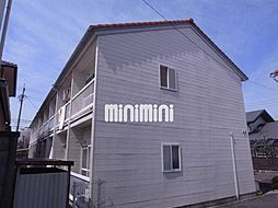 NEW PORT勝川 A棟[2階]の外観
