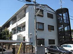 メゾン富田[302号室]の外観
