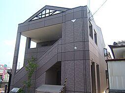 京都府城陽市寺田尺後の賃貸アパートの外観
