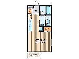 グランディア東浦和[3階]の間取り