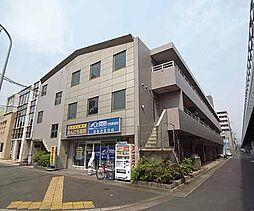 京都府京都市伏見区竹田桶ノ井町の賃貸マンションの外観