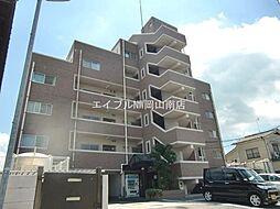 岡山県岡山市中区円山丁目なしの賃貸マンションの外観