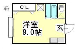 西川原駅 0.7万円