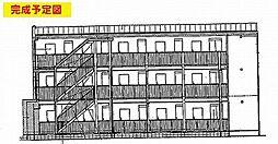 カリーノIV[1階]の外観