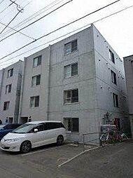 ジュネス東札幌[3階]の外観