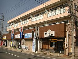 松本グリーンコーポ[3階]の外観