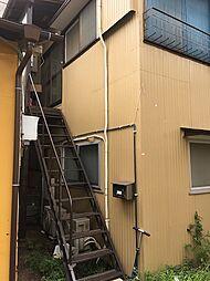 矢向旭住宅[2F号室]の外観