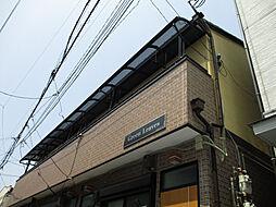 グリーンリーブス[1階]の外観