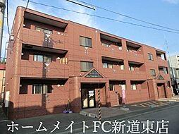 北海道札幌市東区北二十三条東23丁目の賃貸マンションの外観