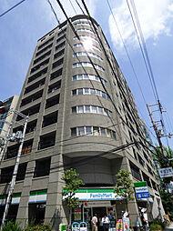 レジディア心斎橋ウエスト[2階]の外観