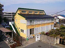 新検見川ハイリビング弐番館[105号室]の外観