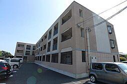 千葉県流山市平和台5丁目の賃貸マンションの外観