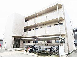 コンフォートパレス・B[1階]の外観