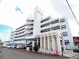 埼玉県ふじみ野市市沢2丁目の賃貸マンションの外観
