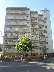 東京都大田区石川町2丁目の賃貸マンションの外観