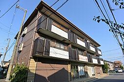 ラフィーネSHIIBA[2階]の外観