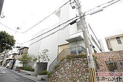 レジデンスコート帝塚山[4階]の外観