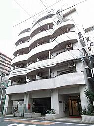 西川口コーポラス[3階]の外観