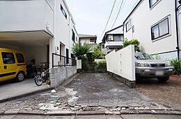 現地(H30.6撮影)/世田谷区下馬の閑静な住環境です