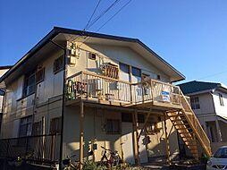 友松荘[2階]の外観